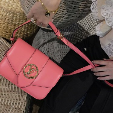 Bag Talk: Louis Vuitton Pont 9