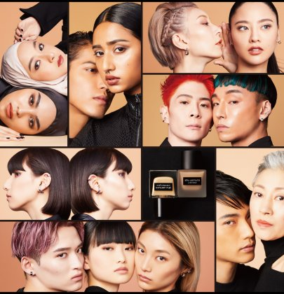shu uemura unlimited foundation: It's a Perfect Match!
