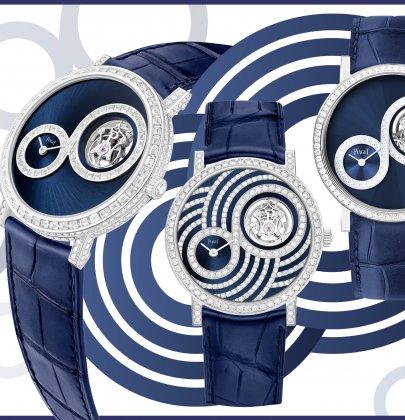 Piaget Altiplano Tourbillon Infinite Blue: To Infinity and Beyond