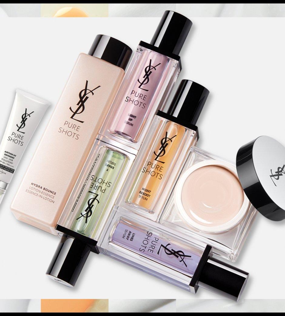 YSL Beauty: Finding Your Best Beauty Shots