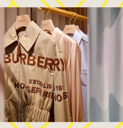 Burberry in Paragon