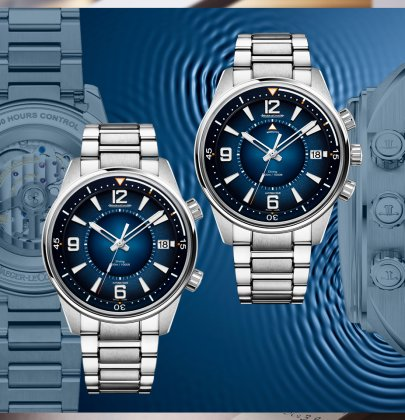 Jaeger-LeCoultre Polaris Mariner: Sound of Time