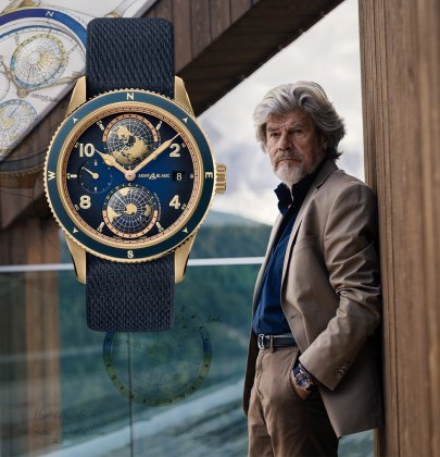 Montblanc 1858 Geosphere Limited Edition: Scaling New Heights