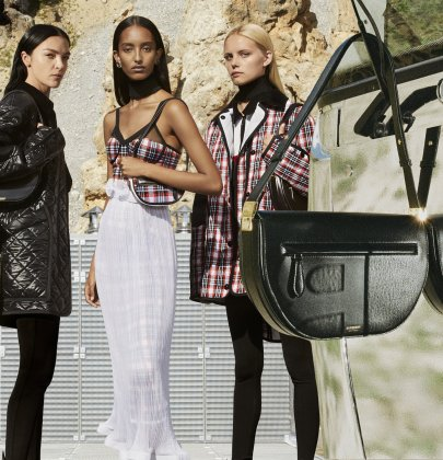 Burberry: The Olympia Bag