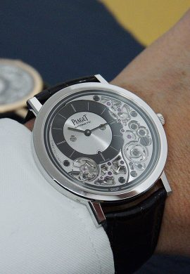 Piaget: Altiplano Ultimate Automatic 910P