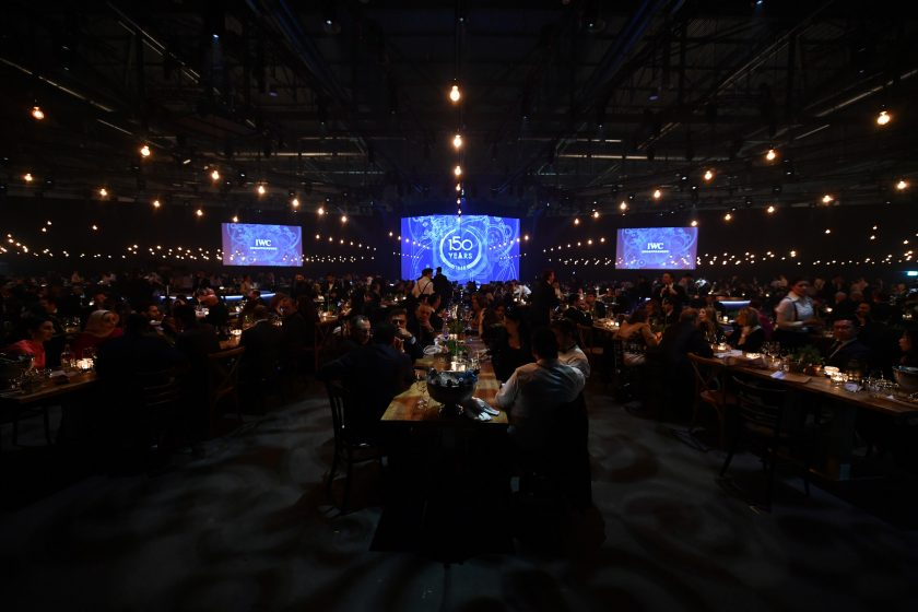 IWC Schaffhausen at SIHH 2018 - Gala Dinner