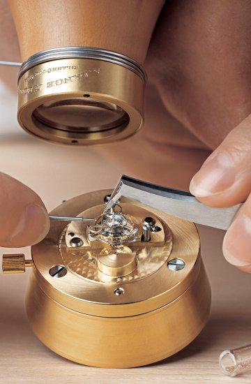 The A. Lange & Söhne Promise of Quality Fine Watchmaking