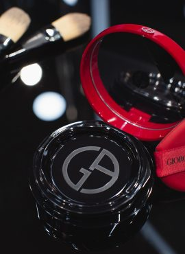 Giorgio Armani Beauty: Haute Couture Makeup