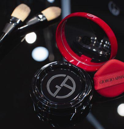 Giorgio Armani Beauty: Haute Couture Makeup