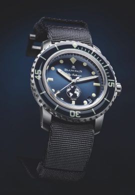 Blancpain: The Fifty Fathoms Ocean Commitment III