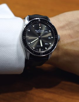 Blancpain: The Hybrid Diver