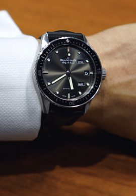 Blancpain: The Hybrid Diver