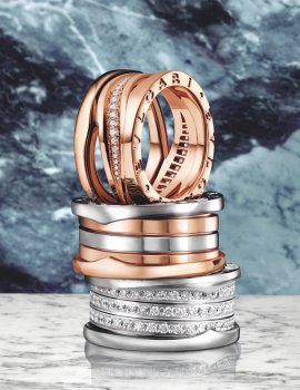 Bvlgari's B.zero1 Labyrinth: The Power of Self-Expression