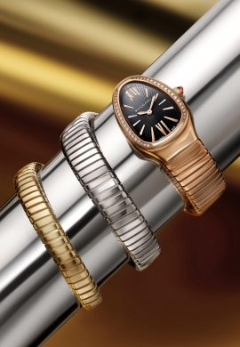 Bvlgari: New Interpretations of the Serpenti