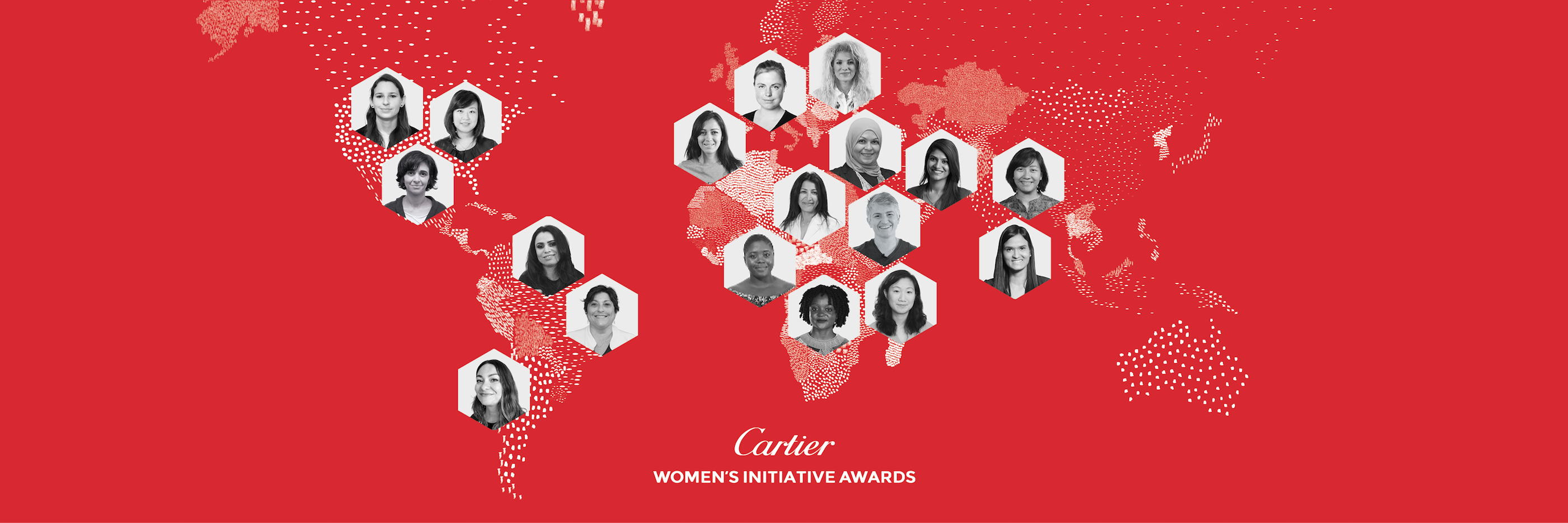 Cartier women's initiative awards 2018