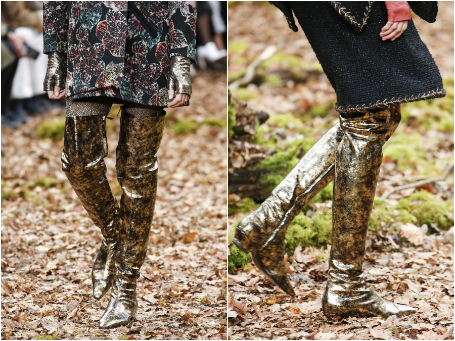 ChanelFW18_Boots