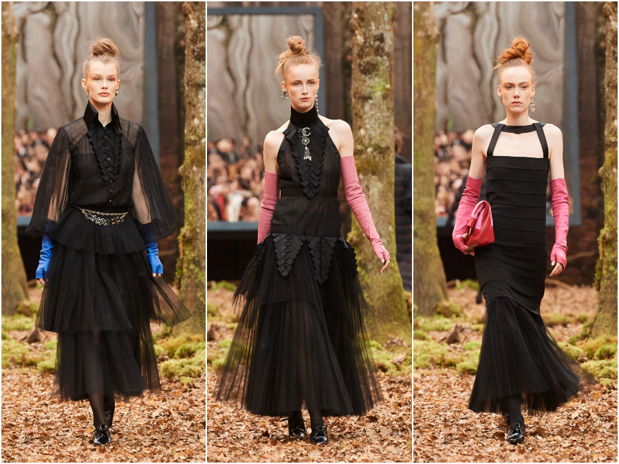 ChanelFW18_Gowns