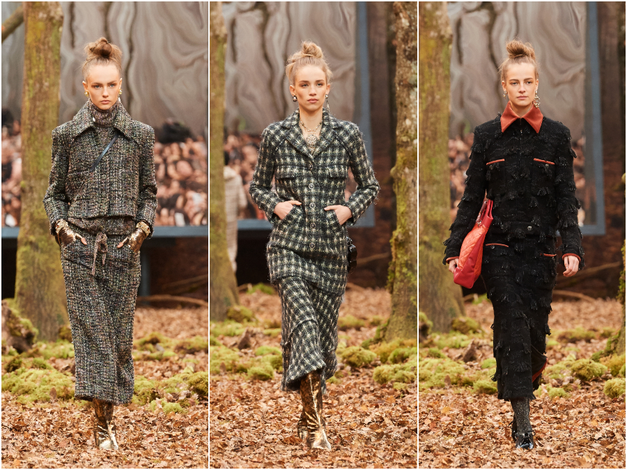 ChanelFW18_SkirtSuits