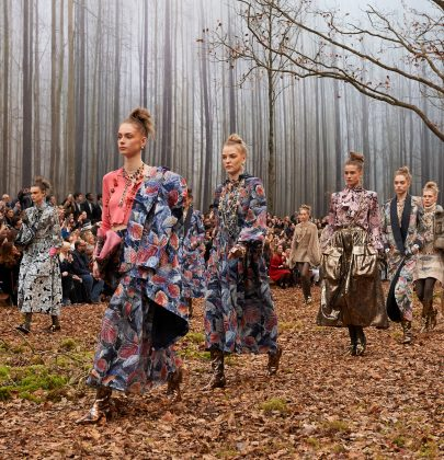 Chanel Fall-Winter 2018: Forest Magic