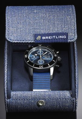 Breitling: Non-Square Pegs in Round Holes