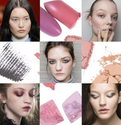 Fall-Winter 2018 Beauty Trends: Wearable Art