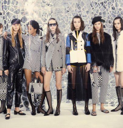 Dior Spring/Summer 2018: Celebrating Women Through Art, Literature and Fashion