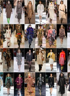 9 Major Fall-Winter 2018/9 Trends Fashion's Talking About Now
