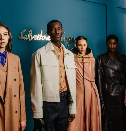 Salvatore Ferragamo Autumn-Winter 2018: Classic Harmony