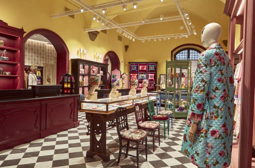 Gucci Garden Boutique