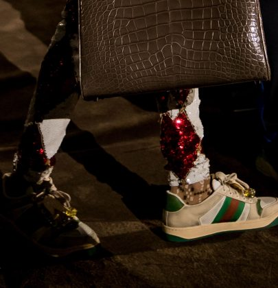 "Sneakers in High Fashion – Is It A ""Shoe-In""?"