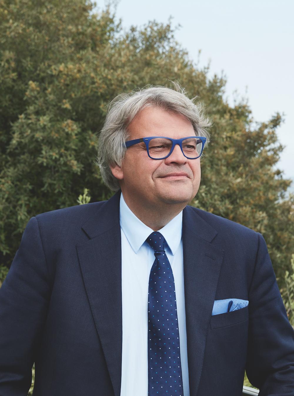 LV perfumer - Jacques Cavallier Belletrud