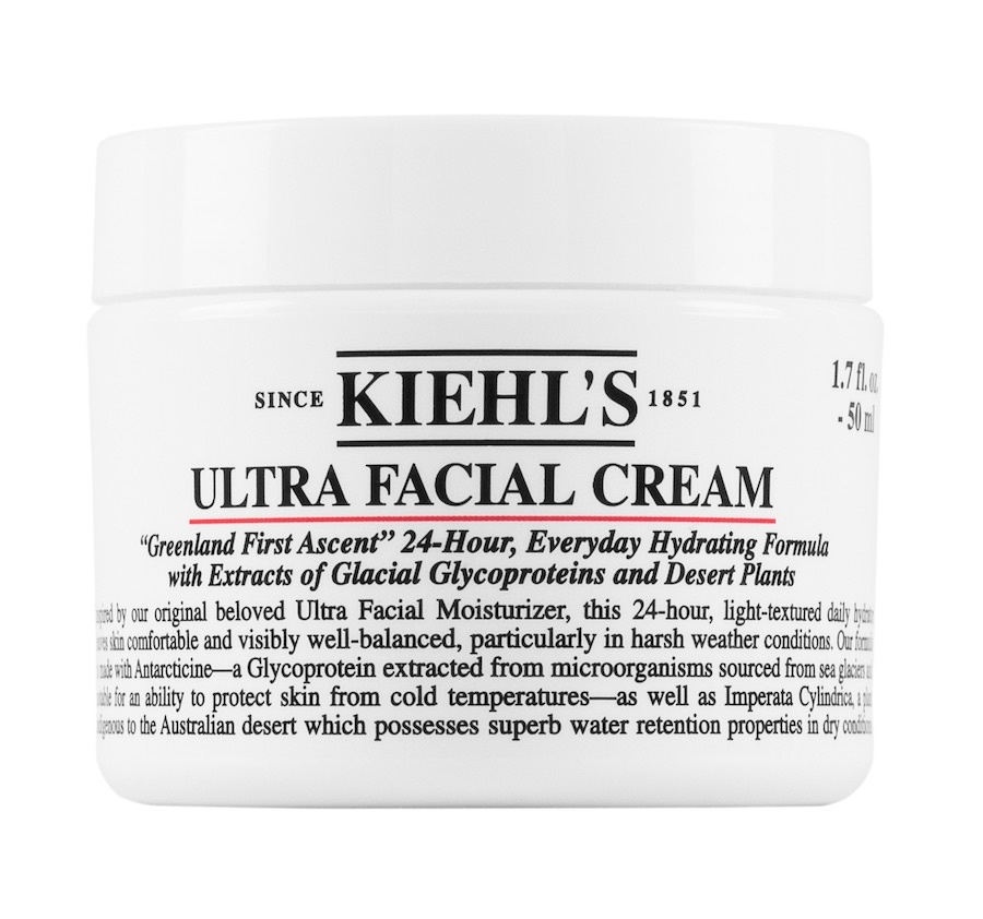 Kiehls Ultra Facial Cream Greenland First Ascent