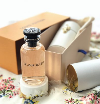 Les Parfums Louis Vuitton's Promise of a New Day