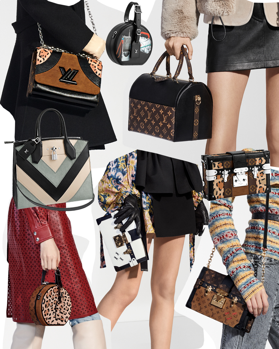 5a6cd1ca4be Louis Vuitton: Pre-Fall 2018 | Curatedition