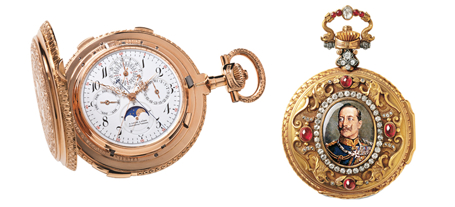 Lange Pocketwatches