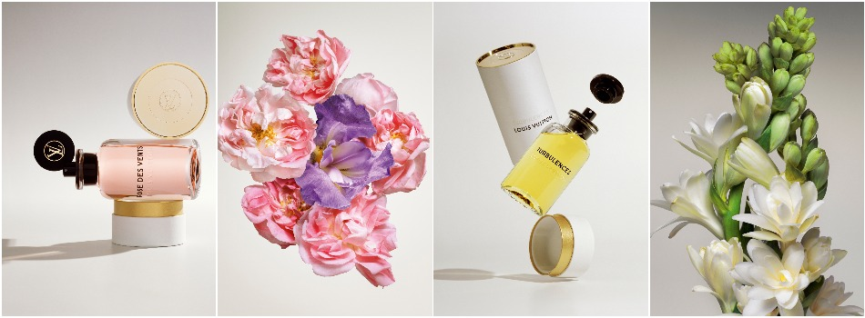 Louis Vuitton Les Parfums - Rose Des Vents_Turbulences