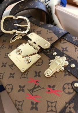 Louis Vuitton: Going Huge on the Petite Malle