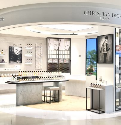 Maison Christian Dior Opens in Singapore