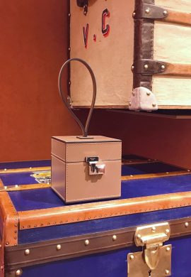 Moynat: Big Trunk, Small Trunk, Mini Trunk