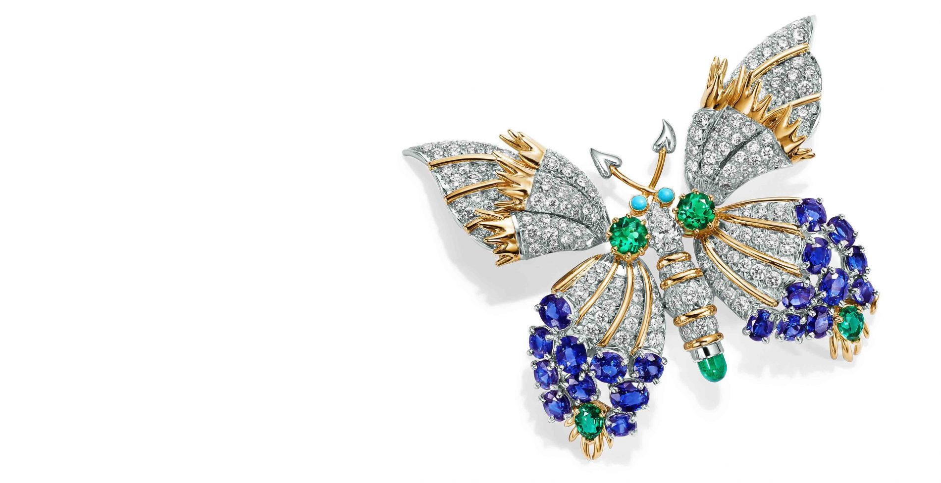 96291e678ef8 Tiffany   Co. launched a High Jewellery collection – Natural Wonders – by  legendary designer Jean Schlumberger