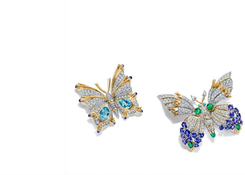 750ec41f1beb Tiffany   Co. Jean Schlumberger High Jewellery Collection