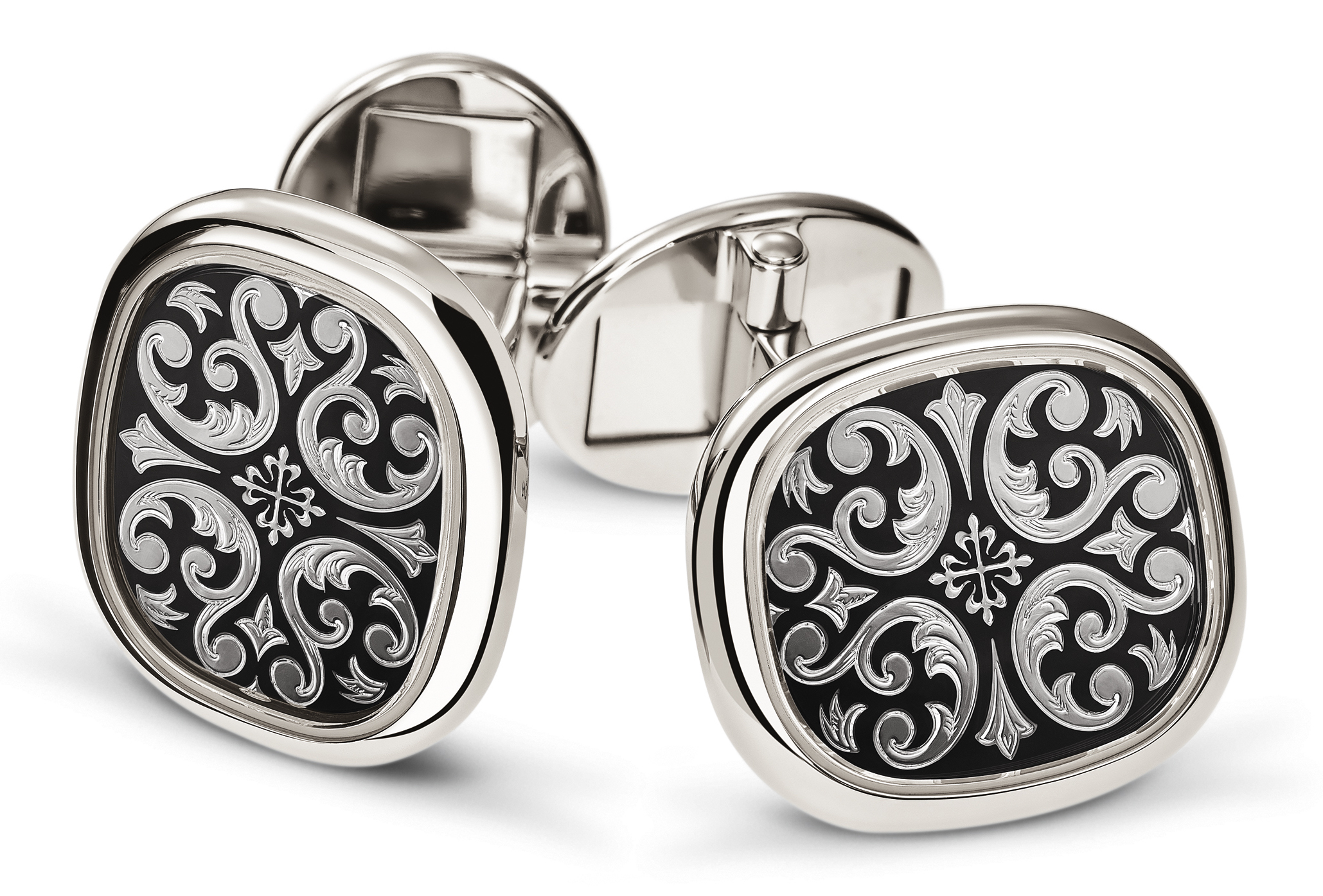 Patek Philippe Golden Ellipse Cufflinks
