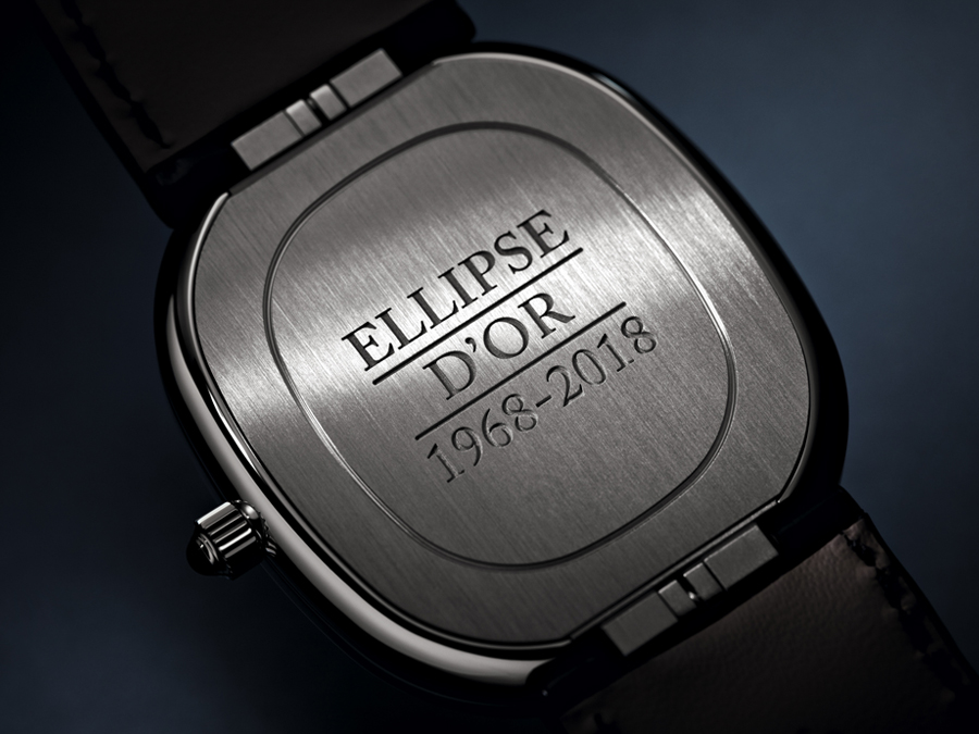 Patek Philippe Golden Ellipse 5738_50P