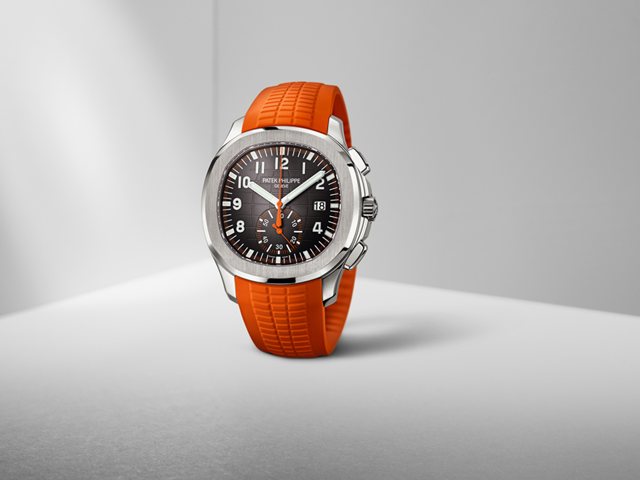 Patek Philippe_Aquanaut_5968A_Orange
