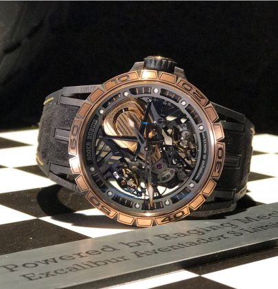 Roger Dubuis: SIHH 2018 Standouts