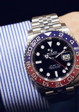 Rolex: Time Travellers