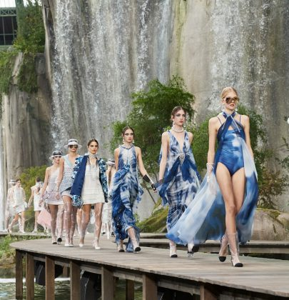Chanel Spring/Summer 2018: An Aquatic Story