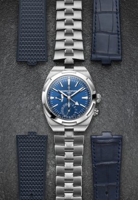 Vacheron Constantin: Overseas, the Traveller Collection