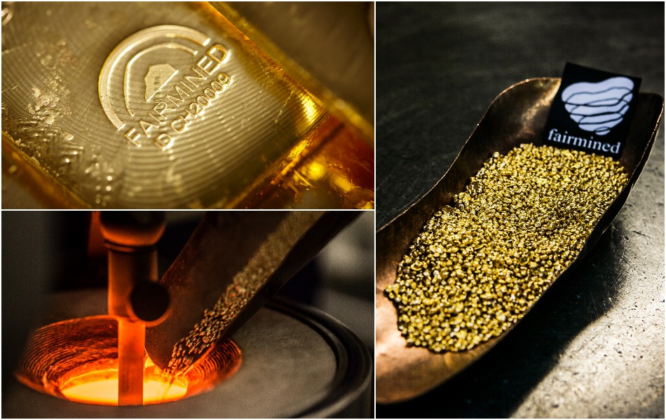 Chopard fairmined gold and foundry