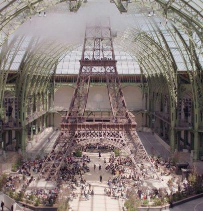 Chanel: Exclusive Sponsor of Grand Palais Paris Renovation